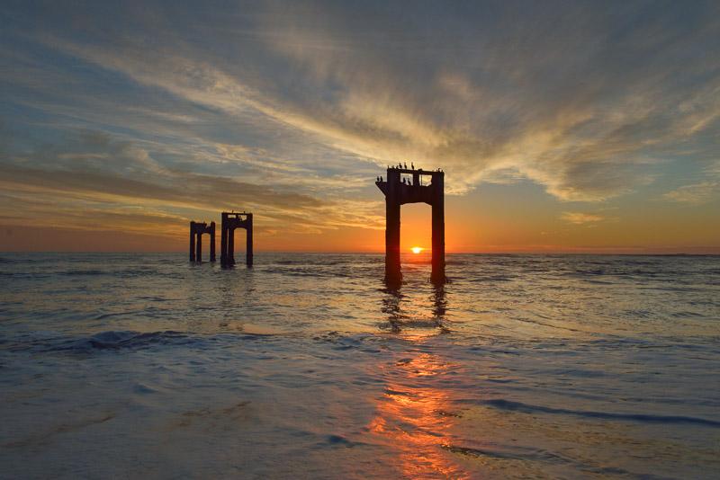 Cormorant Pillars