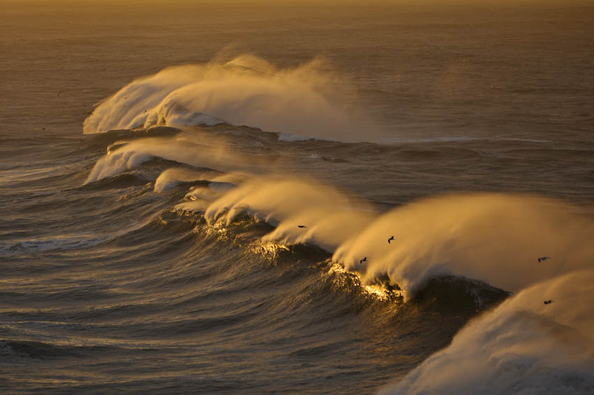 Solstice Waves